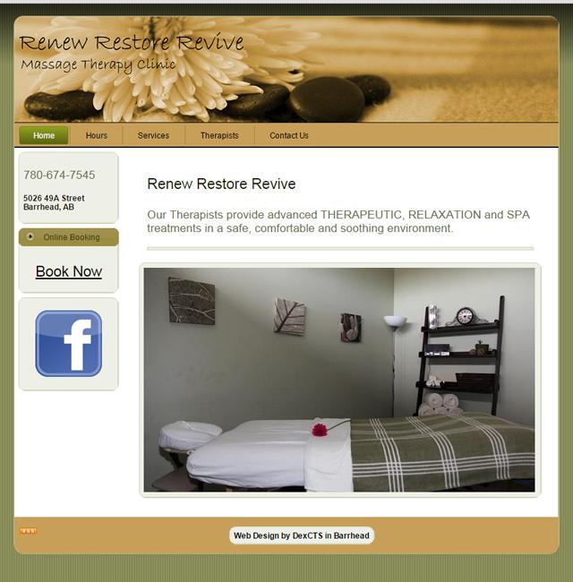 rrr website screenshot